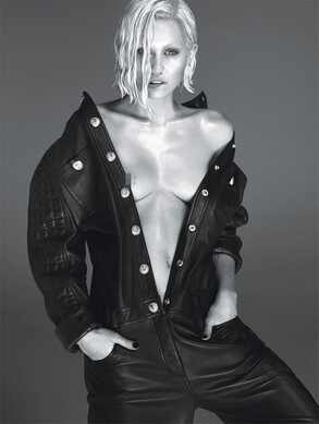 Miley Cyrus, W Magazine, March, Strict Embargo Until 02.03.14