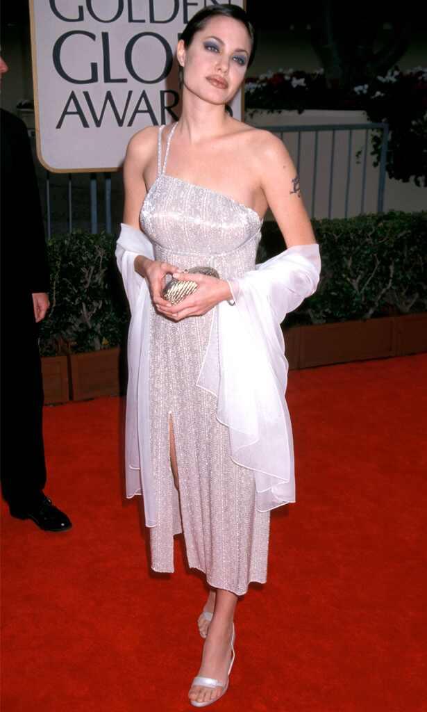Angelina Jolie, Golden Globes