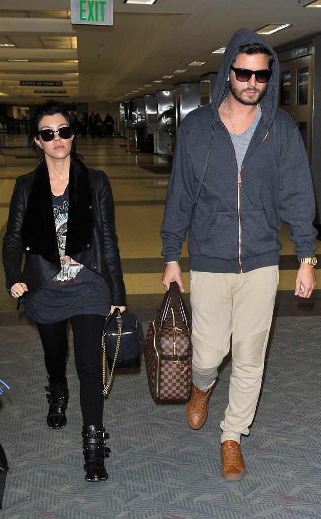 Scott Disick Very, Very Sad Following Father's Death ...