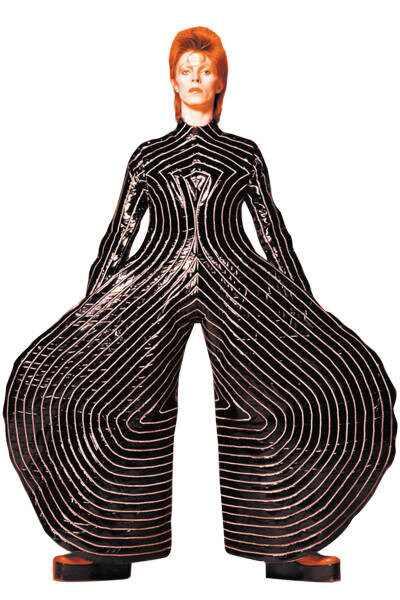 David Bowie exposicao MIS