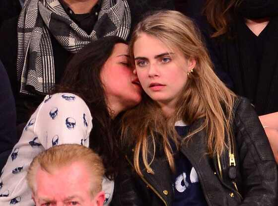 Cara Delevingne, Michelle Williams
