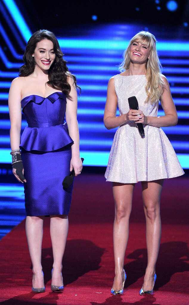 Kat Dennings, Beth Behrs, People