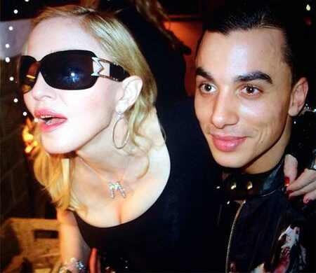 Madonna e Timor Steff