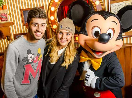 Zayn Malik, Perrie Edwards, Disney