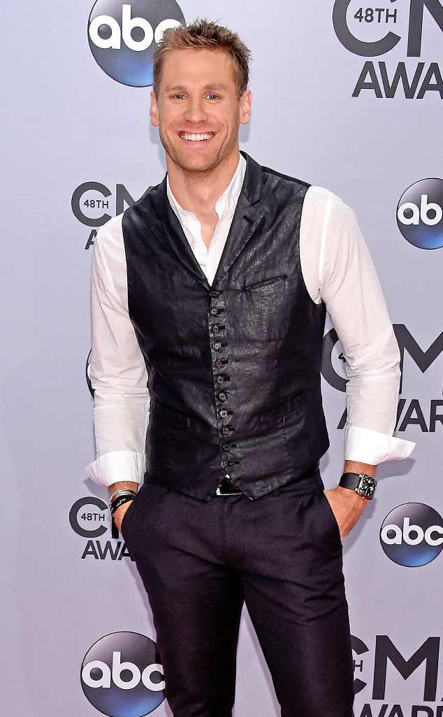 Country Star Chase Rice Reveals His Celeb Crush and Teases ...