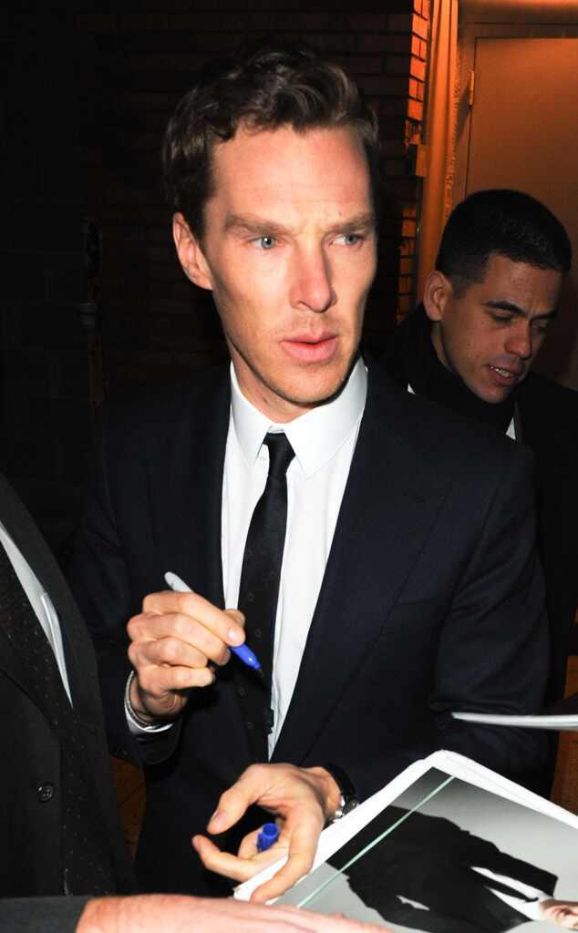 ¡Confirmado Bened... Benedict Cumberbatch Barbados