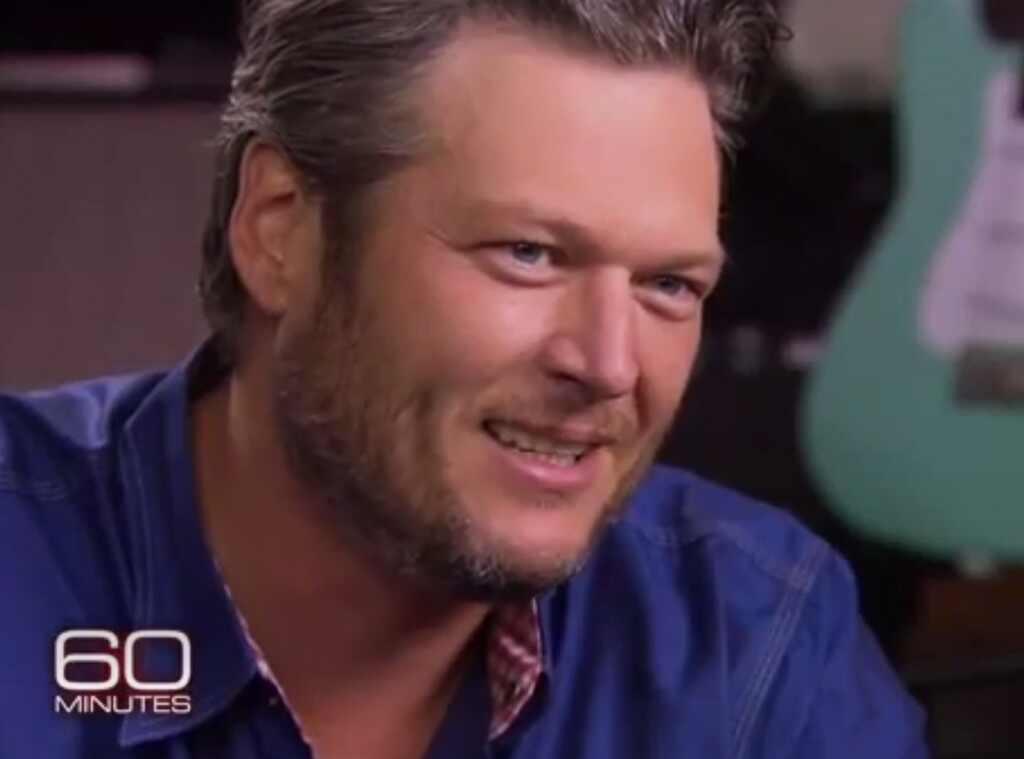 Blake Shelton Talks Clinging To Privacy With Miranda