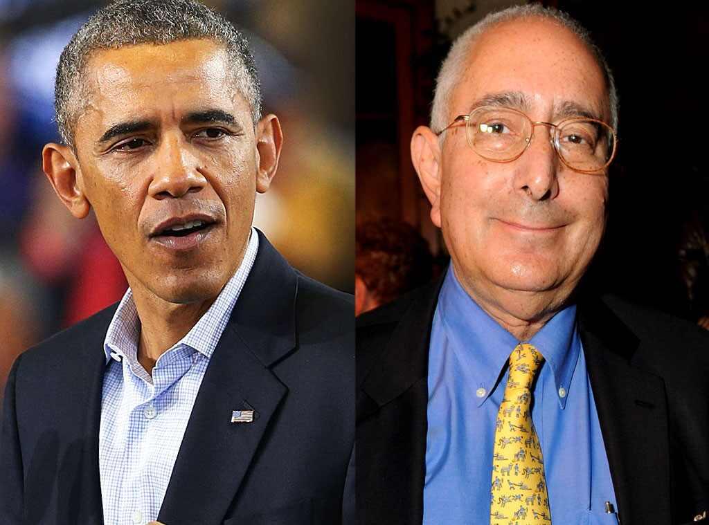 Barack Obama, Ben Stein