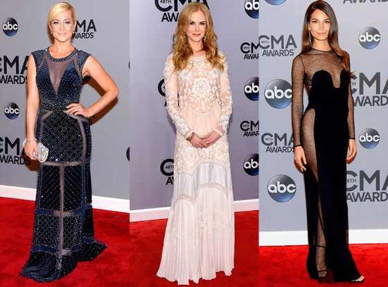 Trend Alert! Nicole Kidman, Kellie Pickler and Lily Aldridge Sport ...