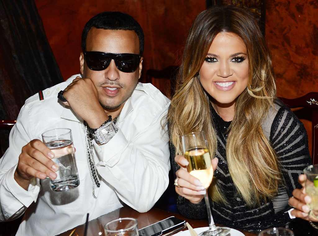 Does Khloe Kardashian Silence Dating French Montana