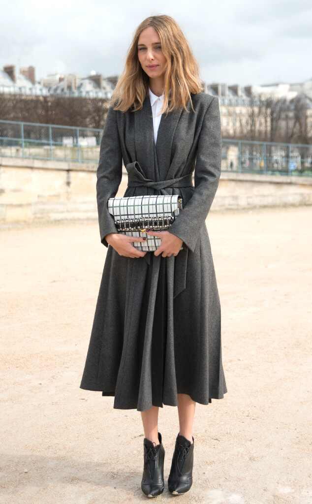 Paris From Street Style Winter Coats E News