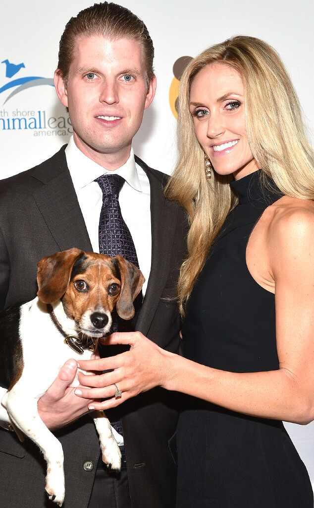 Eric Trump, Donald Trump's Son, Marries Lara Yunaska?Check ...