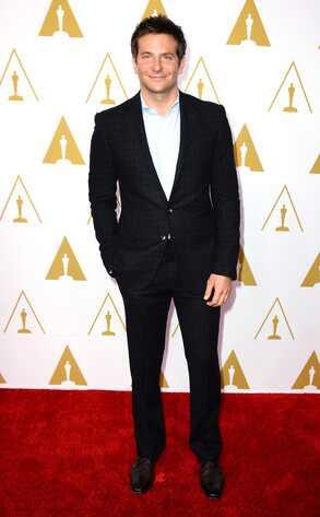 Bradley Cooper, Oscars Nominees Luncheon