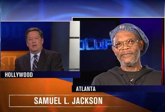 Sam Rubin, Samuel L. Jackson
