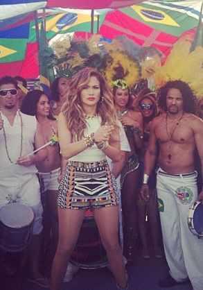 Jennifer Lopez, Ricky Martin, Wisin