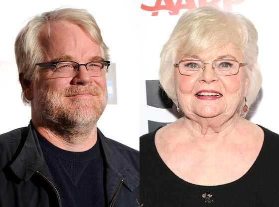 Philip Seymour Hoffman, June Squibb