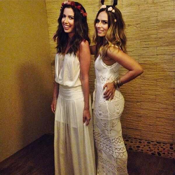 Tiara de flores, Camila Coutinho, Patricia Bonaldi