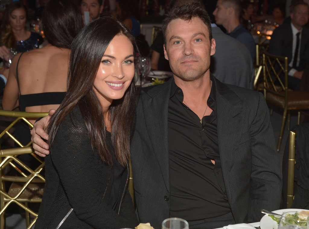 Megan Fox & Brian Austin Green's Relationship Had Ups ...