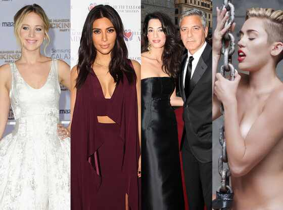 Google Releases Top Celebrities And Searches Of 2014