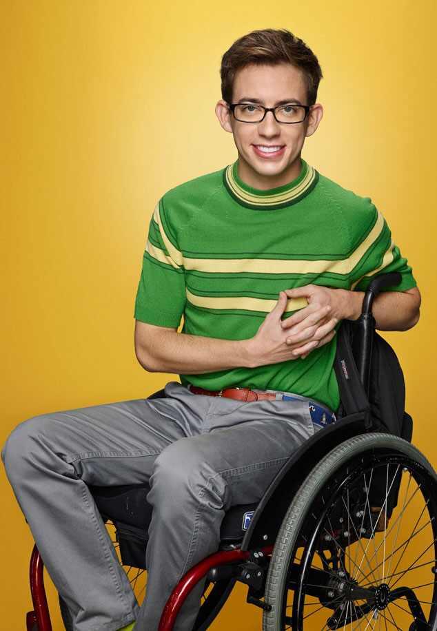 Glee, Season 6, Kevin McHale
