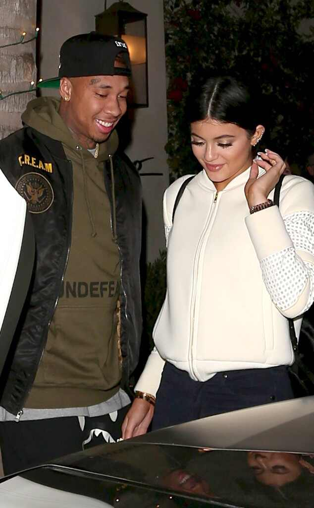 tyga and kylie really dating divas