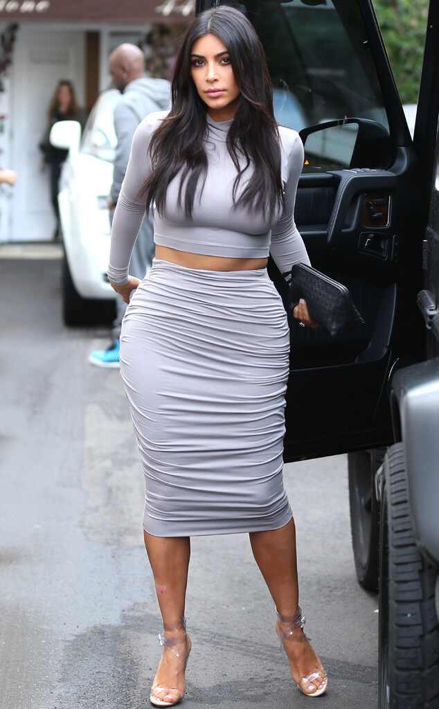 Kim Kardashian Quiere Ponerte En Forma Con Su Nueva App E Online Latinoamerica Venezuela