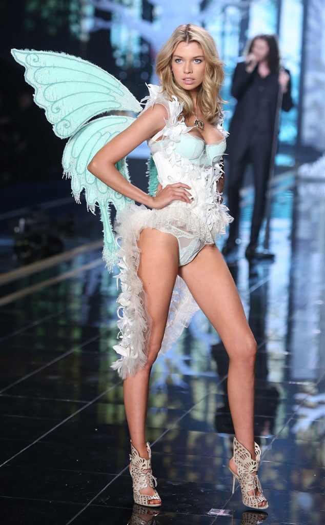 Stella Maxwell, Victoria's Secret Fashion Show 2014