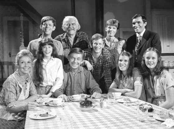 The Waltons, Ralph Waite