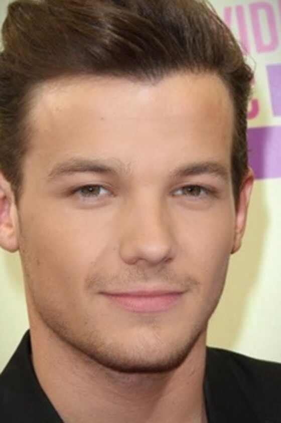 One Direction com os rostos misturados