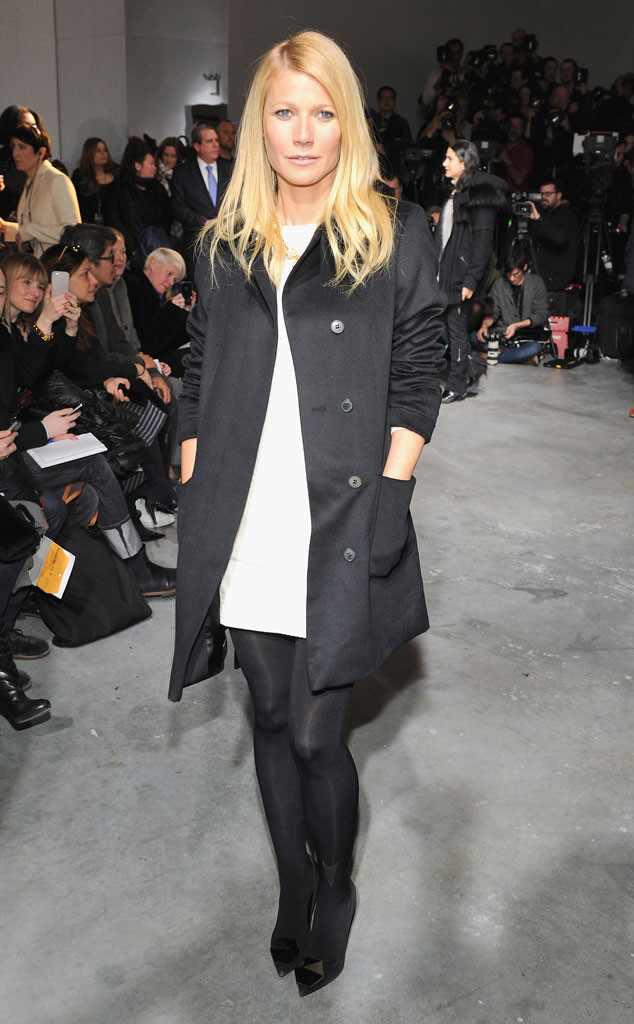 NYFW, Hugo Boss Women, Gwyneth Paltrow