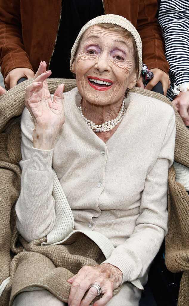 Luise Rainer From Celebrity Deaths 2014 S Fallen Stars