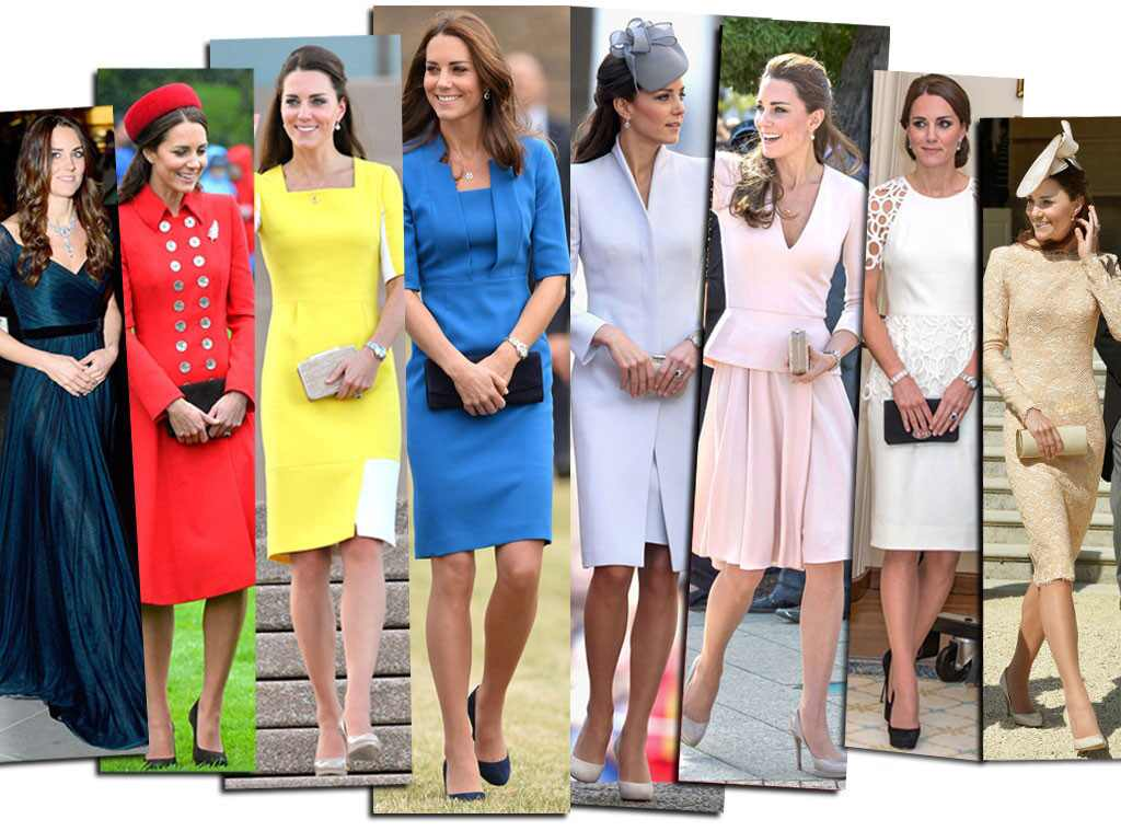 Best Of 2014 Kate Middleton 39 S Most Regal Styles This Year E News