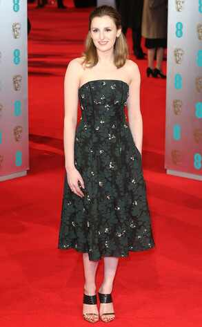 Laura Carmichael, BAFTA Film Awards 2014
