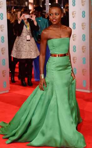 2014 BAFTAs: Lupita Nyong