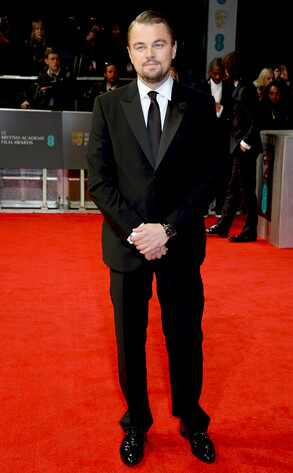 Leonardo DiCaprio, BAFTA Film Awards 2014