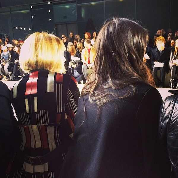 Kendall Jenner, Anna Wintour