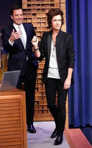 Jimmy Fallon, Kristen Wiig