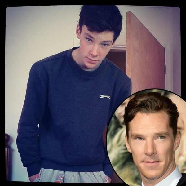 Benedict Cumberbatch, Tyler Michell