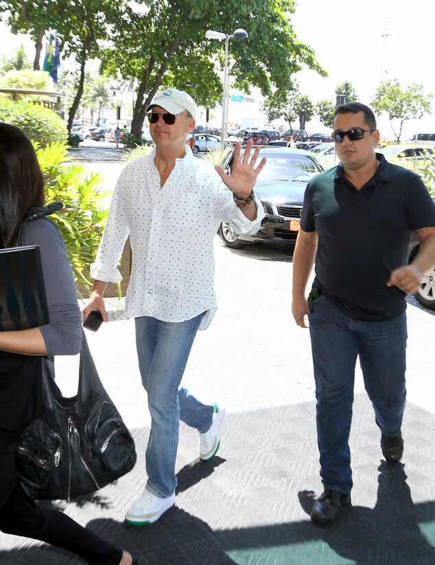 Joel Kinnaman Robocop no Brasil Michael Keaton José Padilha