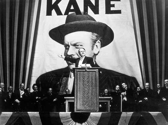 Citizen Kane, Orson Wells, Films That Didn