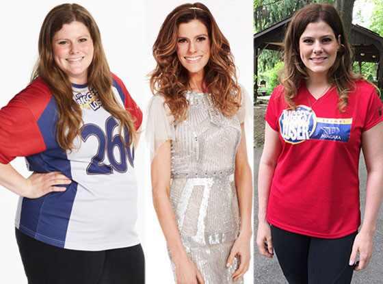 rachel biggest loser weight loss