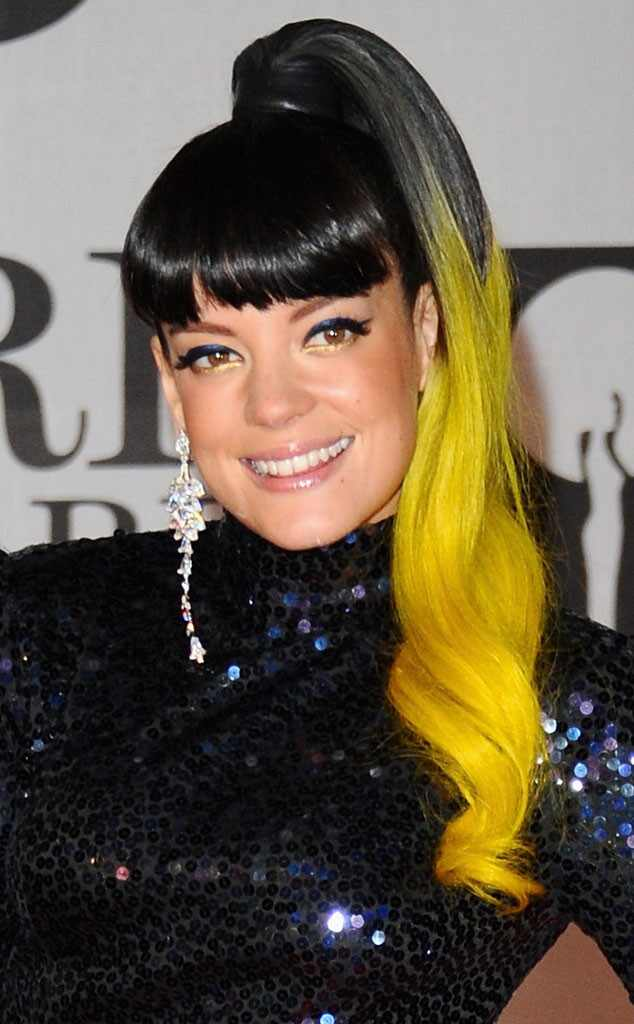 Brit Awards, Lily Allen