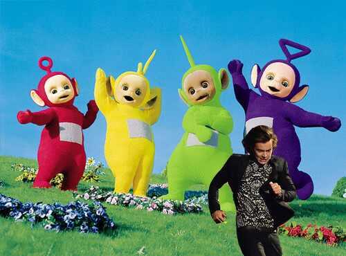 Harry Styles meme Brit Awards 2014