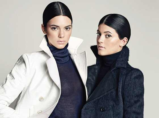 Kendall Jenner, Kylie Jenner, Marie Claire Mexico