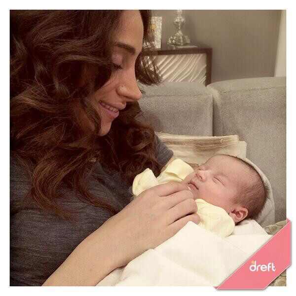 Danielle Jonas, Baby Alena Jonas