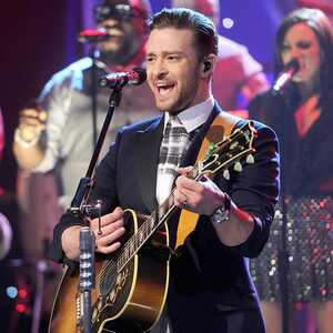 The Tonight Show Starring Jimmy Fallon, Justin Timberlake