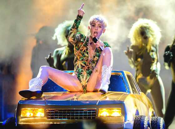 Miley Cyrus, Bangerz Tour