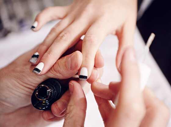 Unhas red carpet nail arte personalizadas