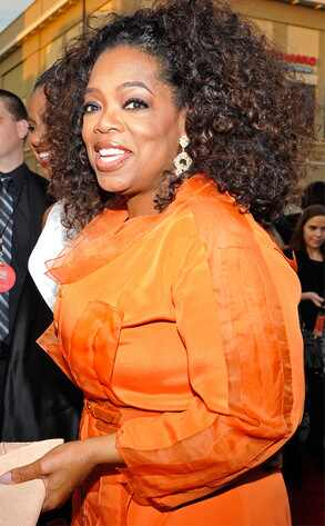Oprah Winfrey, NAAC Awards