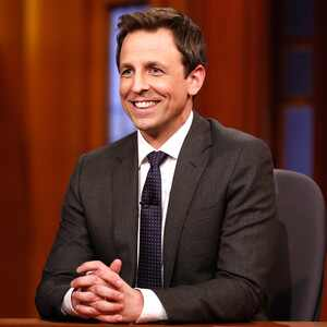 Late Night With Seth Meyers, Seth Meyers
